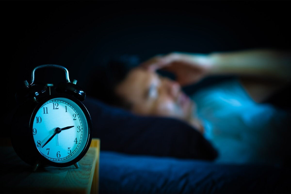 Treatment of insomnia with traditional medicine